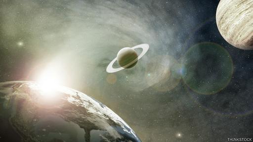 Los expertos creen que el fenómeno ocurriría también en otros planetas del sistema solar.
