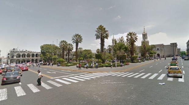 Arequipa: habrá desvíos por peatonalización en Plaza de Armas