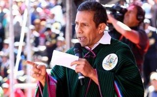 Ollanta Humala: Golpes a Nadine son parte de campaña electoral