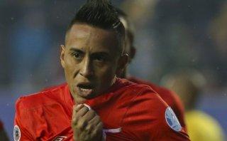 Christian Cueva es el mejor jugador de Perú, según lectores