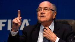 FIFA: Blatter asistirá al sorteo del Mundial Rusia 2018