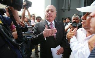 Rómulo León: Alan García solamente dijo una parte de la verdad
