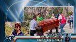 La 'Gringa Inga' será velada en Chaclacayo, informó su hija - Noticias de estación de bomberos