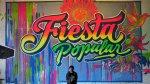 Peruano Elliot Túpac lleva el arte de sus murales hasta Londres - Noticias de elliot tupac