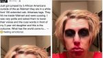 Denunció haber sido golpeada por afroamericanos y era mentira - Noticias de violencia psicológica