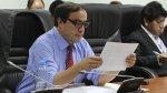 Comisión de Levantamiento de Inmunidad sigue sin ser instalada - Noticias de ana reategui