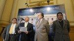 Solidaridad Nacional presentaría candidato a Mesa Directiva - Noticias de miembros de mesa