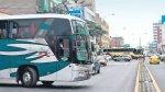 Cercado de Lima: terminales interprovinciales serán retirados - Noticias de empresa de transporte flores