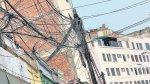 Cableado en el Centro Histórico: acuerdan retiro progresivo - Noticias de ordenanza municipal