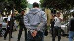 Tumbes: envían a prisión a sujeto que extorsionaba a un fiscal - Noticias de alca