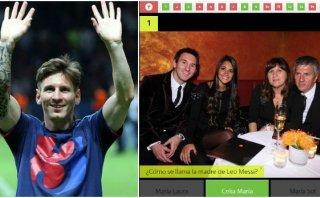 Lionel Messi: Barcelona lanzó test por su cumpleaños 28
