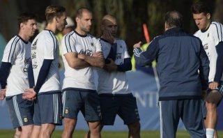"""Argentina vs. Colombia: """"Especular no sirve"""", asegura Biglia"""