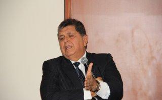 Alan García negó que León haya gestionado citas con Canaán