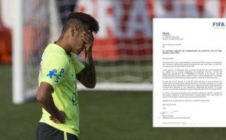 Neymar: FIFA aclaró dudas sobre suspensión a brasileño en Copa