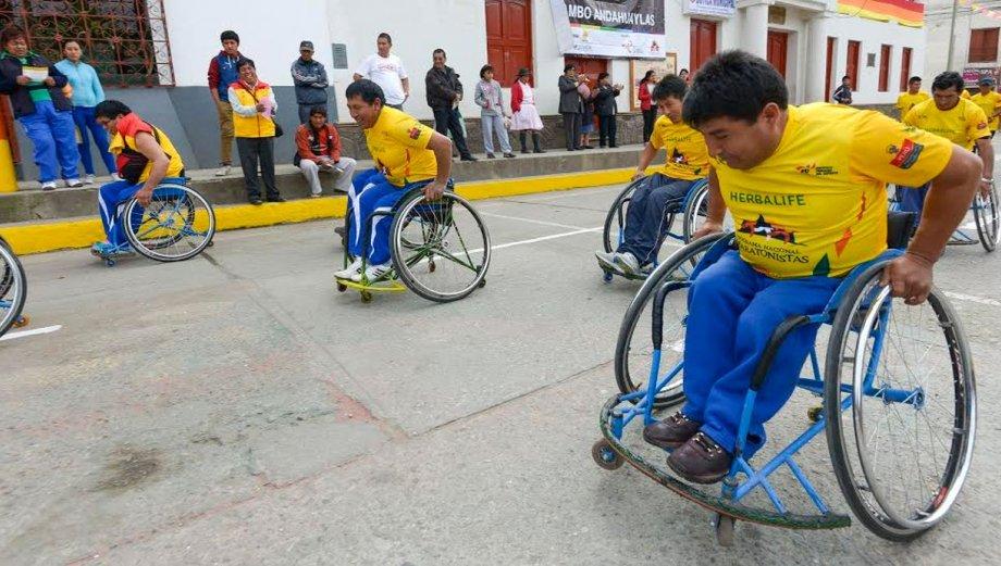 Los Nuevos Chasquis del Perú y su arribo a Cusco [FOTOS]