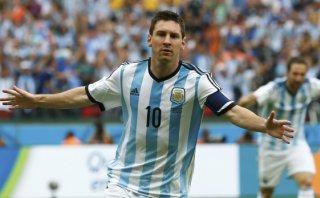 Lionel Messi cumple 28 años: sus mejores goles con Argentina