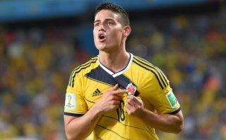 James Rodríguez: se cumple un año del golazo a Japón en Brasil