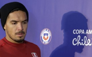 """Juan Vargas a periodistas de Perú: """"¿Creyeron en su selección?"""""""