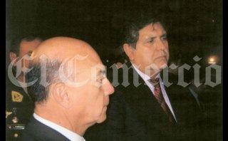 Alan García y Rómulo León: La historia de las fotos del 2007