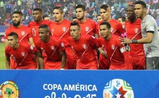 Selección peruana jugará con camiseta roja frente a Bolivia