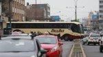 Los terrapuertos del Cercado y la congestión vehicular [FOTOS] - Noticias de empresa de transporte flores