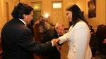 """Toledo tildó a Keiko Fujimori de """"primera dama de la dictadura"""" - Noticias de ex presidente toledo"""