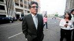 Robinson Gonzales admite que defendió a testaferro de Orellana - Noticias de rodolfo villacrez
