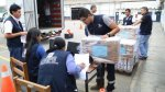 ONPE distribuye material para elecciones complementarias - Noticias de onpe