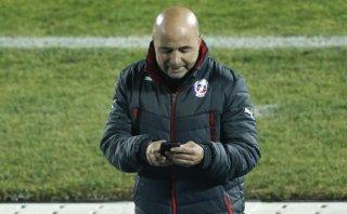 Jorge Sampaoli habló de Perú y el posible duelo en semifinales