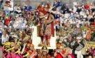 Cusco: más de 750 artistas participaron en el Inti Raymi