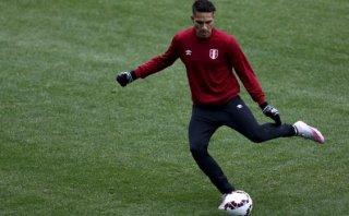 Perú realizó sorpresiva práctica previo al duelo con Bolivia