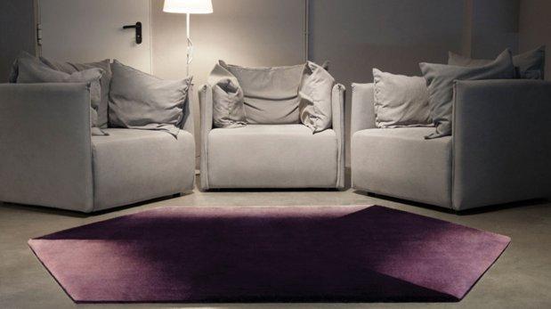 Decora con est s hermosas alfombras hechas en degrad ideas y dise o casa y m s el - Alfombras portugal ...