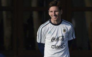 """""""Messi, no cumplas más"""", por Jorge Barraza"""
