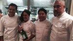 Peruana concursa por el título de Mejor Joven Chef 2015 - Noticias de joan roca
