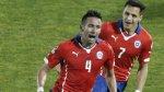 Chile ganó 1-0 a Uruguay y se metió en semis de la Copa América - Noticias de previa perú uruguay fútbol en américa