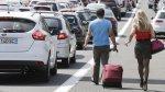 Taxistas colapsan ciudades francesas en protesta contra UberPOP - Noticias de huelga poder judicial