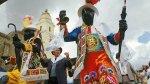 Declaran Patrimonio Cultural a dos fiestas de Huancavelica - Noticias de huancavelica