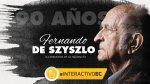 Fernando de Szyszlo: 90 años del maestro de la pintura peruana - Noticias de america latina
