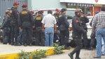Ordenan liberar a policías que abatieron a presunto delincuente - Noticias de harold ramos