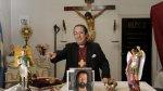 El exorcista argentino que ganó 1.200 batallas al demonio - Noticias de hombre se salva