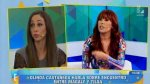 Olinda opinó sobre encuentro entre Tilsa Lozano y Magaly Medina - Noticias de juan manuel vargas