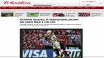 Christofer Gonzales: así informan en Chile sobre su traspaso - Noticias de diario el mercurio de chile