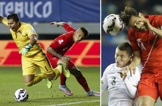 Perú vs. Bolivia: goles de Paolo y clasificación de la bicolor