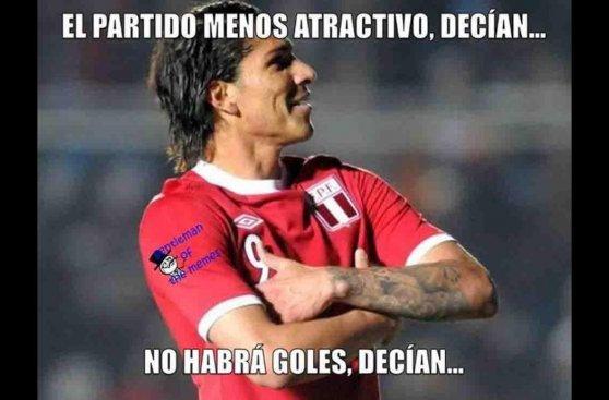 Los memes de la victoria de Perú sobre Bolivia en la Copa