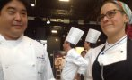 La peruana que busca el título de la Mejor Chef Joven del mundo