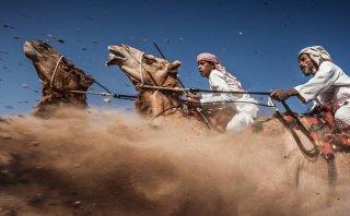 Las impresionantes fotos de viajes de la National Geographic