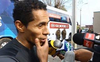 """Lobatón: """"Chile es buen equipo y nosotros estamos creciendo"""""""