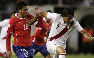 Perú nunca derrotó a Chile de visita en partidos oficiales