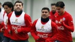 Copa América: esto piensan los jugadores chilenos de Perú