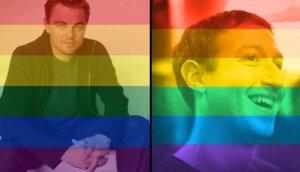 Facebook permite celebrar el matrimonio homosexual con esta app
